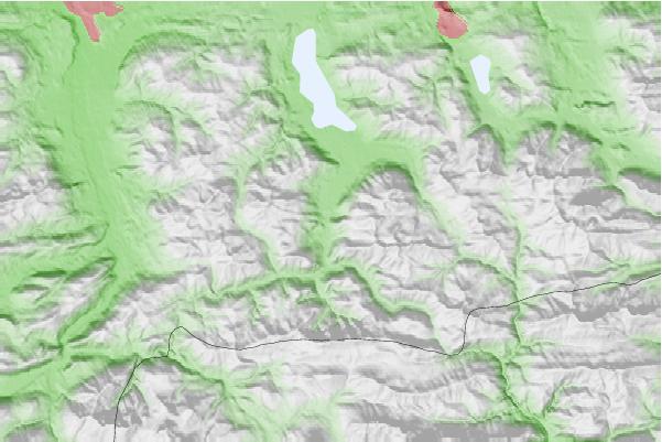 Skigebieden en bergen rond Kreuth - Hirschberg