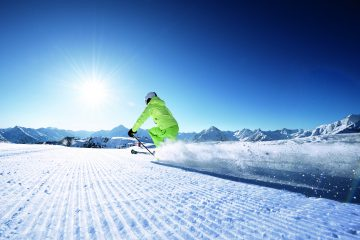 Ready, set, go! Active winter holiday in Zillertal