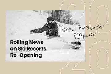 Snow-Forecast's Rolling News on Ski Resorts Re-Opening (2020-21)