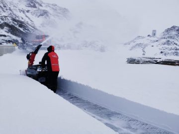 Huge September Snowfalls in the Alps (and Snow in Many Other Ski Areas Worldwide too)